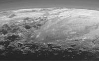 Pluto's Craterless Plains Look Young