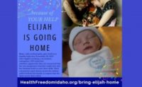 Enraged Idaho Community Acts to Help Young Couple Who Refused Vaccine for Newborn – Baby Back Home for Now